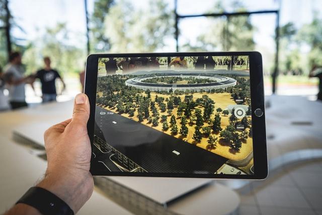 realidad virtual arquitectura